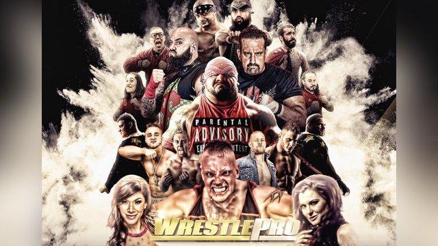 WrestlePro - Gold Rush Rumble 9.7.18 (PCO vs Dan Maff, Teddy Hart vs MJF, Katarina Leigh)