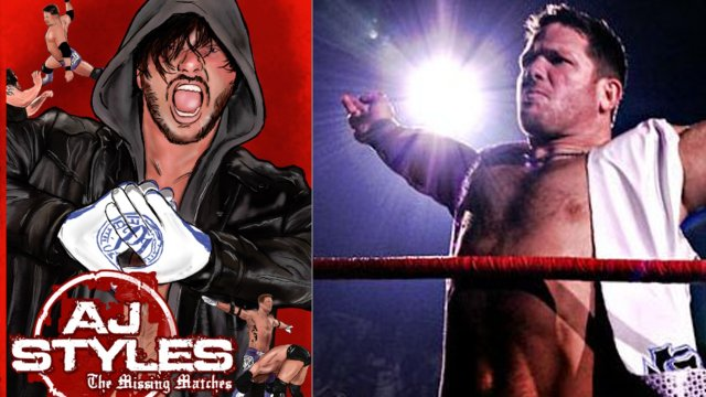 AJ Styles: The Missing Matches (4  Hours)
