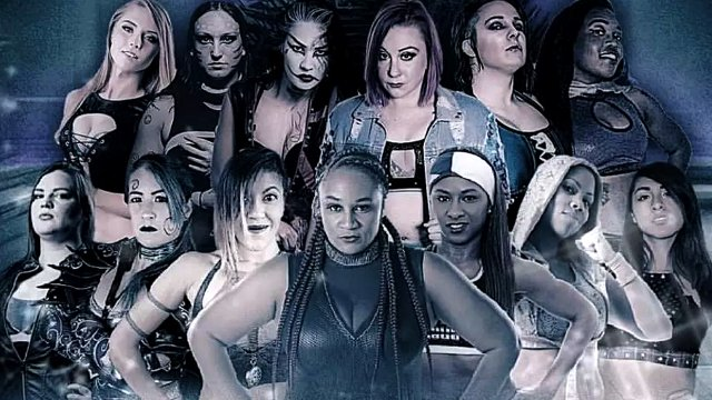 "BCW ""Queen of the North"" 1.18.19 - Faye Jackson, LuFisto, Su Yung, Kimber Lee"