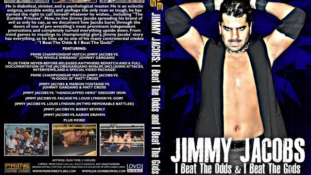 Jimmy Jacobs - I Beat the Odds & I Beat the Gods