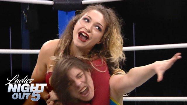 Ladies Night Out 5 - Raychell Rose vs Jenna Lynn