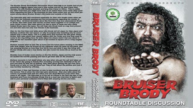 Bruiser Brody Roundtable feat: Stan Hansen, Barbara Goodish & JJ Dillon