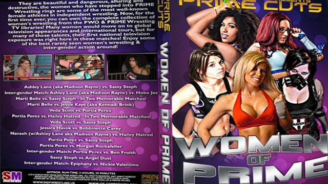 Prime Cuts – Women of Prime (Jessicka Havok, Madison Rayne, Portia Perez)