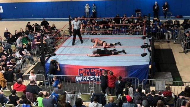 New England All-Star Wrestling - Live in Randolph iPPV Preview