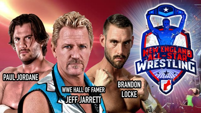 New England All-Star Wrestling - Live in Randolph iPPV (Jeff Jarrett, JT Dunn vs Wagner Brown, Mike Verna)