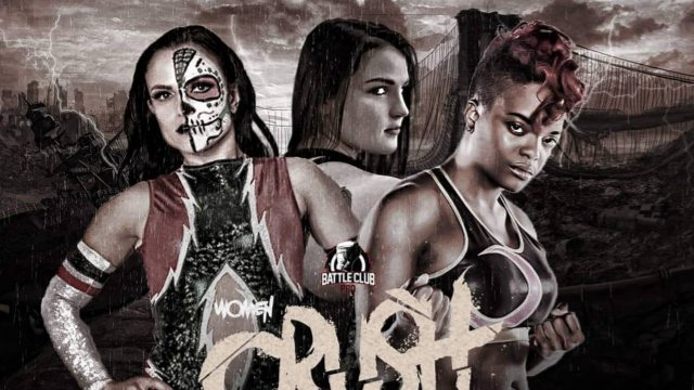 Battle Club Pro - Davienne vs Thunder Rosa vs Aerial Monroe
