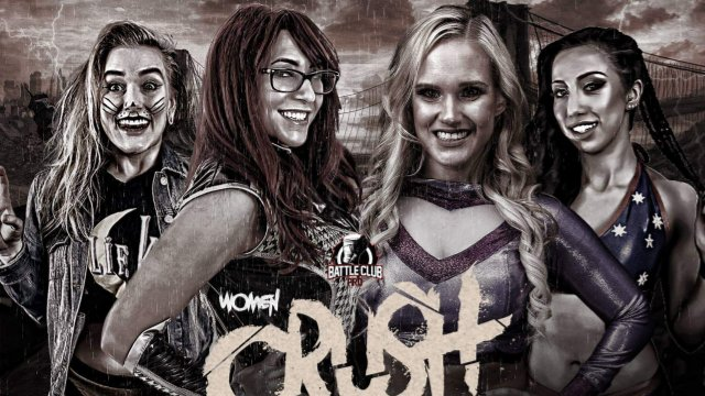 Battle Club Club - Indi Hartwell & Shazza McKenzie vs Veda Scott & Allie Kat