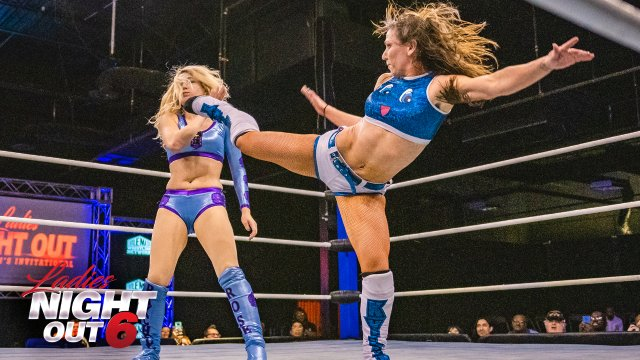 Ladies Night Out 6 - Kylie Rae vs Raychell Rose