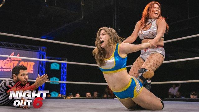 Ladies Night Out 6 - Jenna Lynn vs Jewells Malone