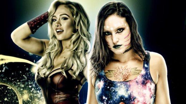 WrestlePro - Scarlett Bordeaux vs Kris Stadtlander