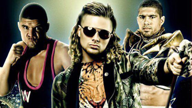 WrestlePro - Brian Pillman Jr vs Anthony Bowens vs Bobby Wayward