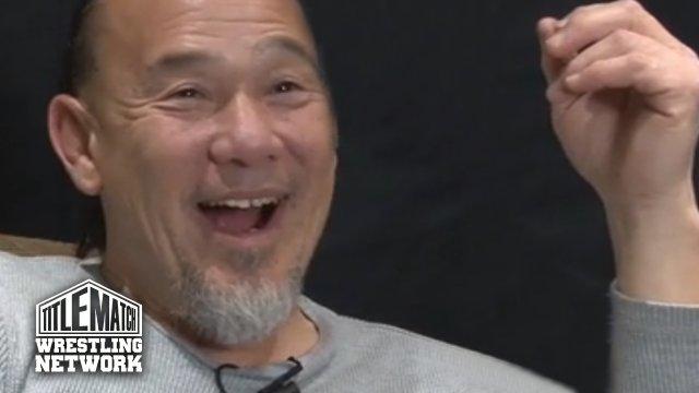 Pat Tanaka (Orient Express, Bad Company) Shoot Interview