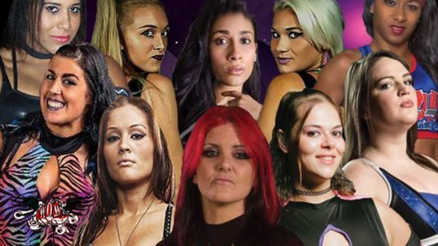 WOW Women of Warriors VII FULL SHOW (Saraya Knight vs Nyla Rose, Platinum Hunnies vs Isana & Sierra)