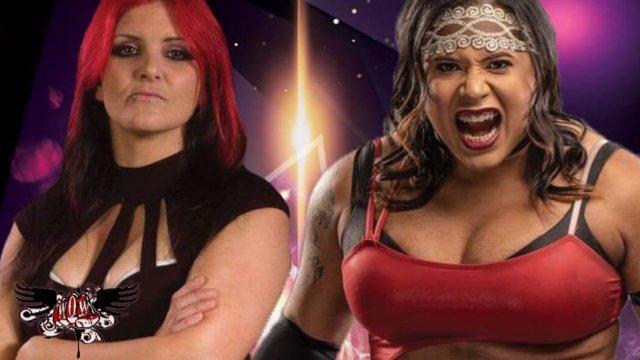 WOW - Saraya Knight vs Nyla Rose