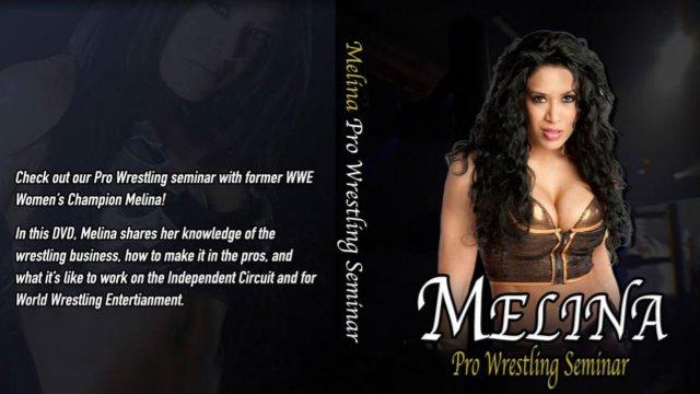 Melina Pro Wrestling Seminar