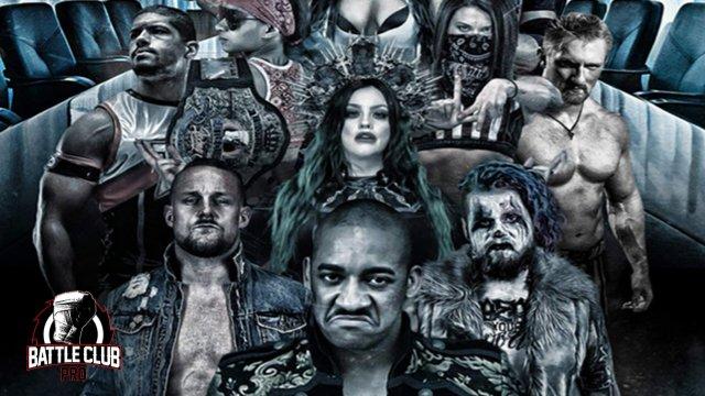 Battle Club Pro - Unfinished Business (Tasha Steelz vs Harlow O'Hara, Diamante vs Davienne vs Savannah Evans vs Allie Kat)