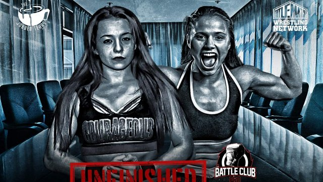 Battle Club Pro - Leyla Hirsch vs Christina Marie