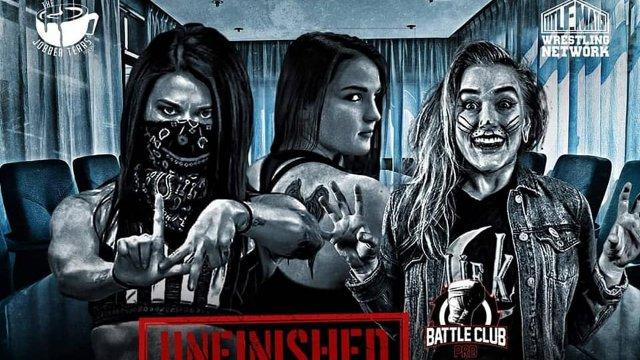 Battle Club Pro - Diamante vs Davienne vs Savannah Evans vs Allie Kat