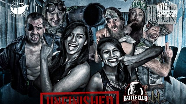 Battle Club Pro - Sea Stars vs Diamond Dogs vs Ugly Ducklings