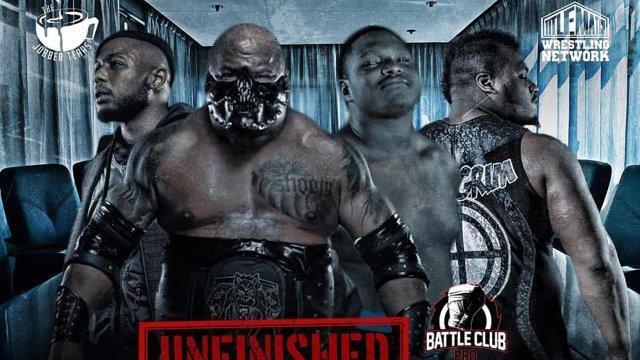 Battle Club Pro - Dan Maff vs Mike Orlando vs Mr Grim vs Yahya