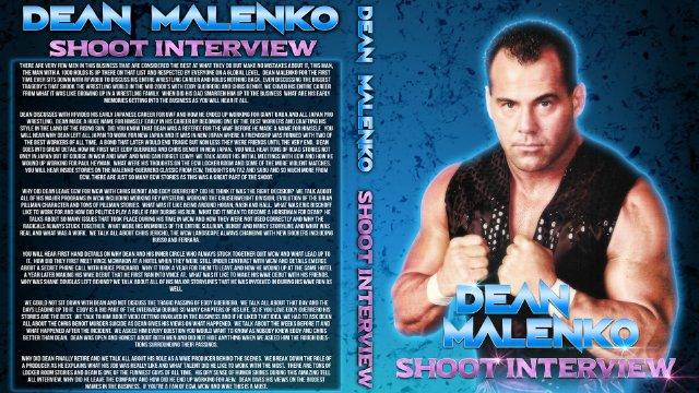 Dean Malenko Shoot Interview (2019)