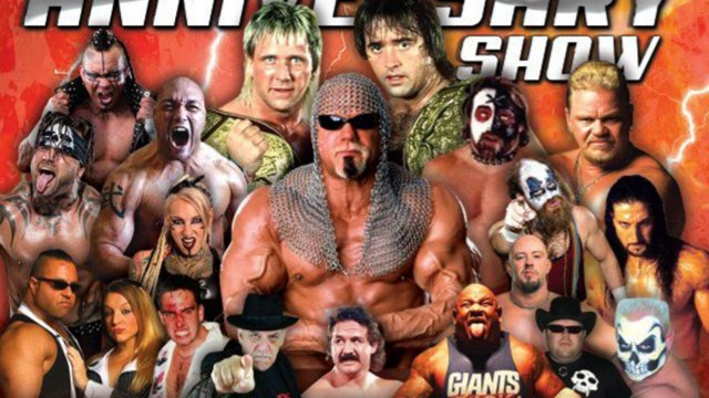 USA Pro Wrestling - 27th Anniversary Show 9/7/19 (Scott Steiner vs Freight Train, Kevin Sullivan vs Jesse Neal, Rock n Roll Express)