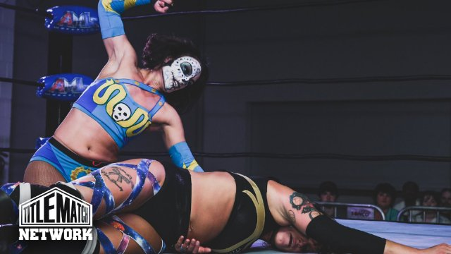 Ladies Night Out: East Coast Invasion (Thunder Rosa vs Kristen Stadtlander)