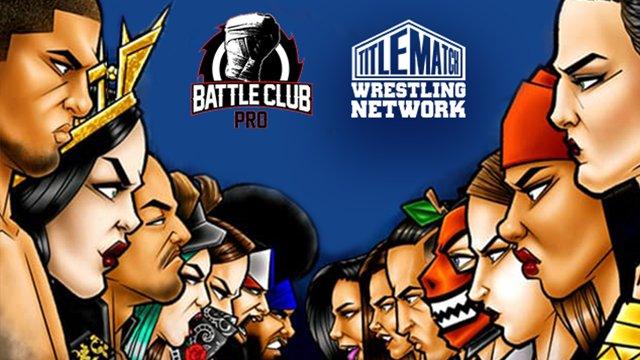 Battle Club Pro - Anything You Can Do (All Intergender) Tessa Blanchard vs Anthony Bowens, Jordynne Grace vs Darius Carter