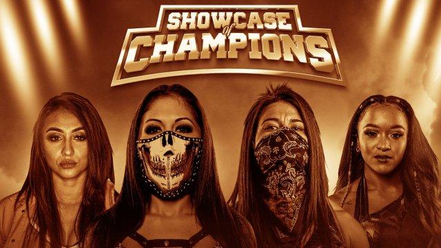 Showcase of Champions 2019 Livestream 11.29 (Brian Cage vs Willie Mack, Ivelisse vs Kiera Hogan vs Diamante vs Miranda Alize, Stephan Bonnar vs MVP)
