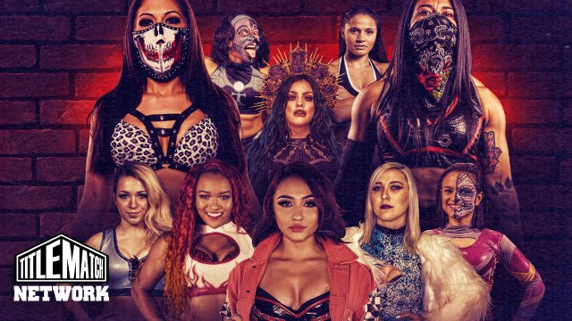 Ladies Night Out 8 iPPV Replay 11.16 (Ivelisse vs Miranda Alize, Thunder Rosa vs Holidead, Kiera Hogan vs Diamante)