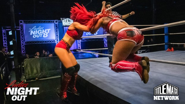 Ladies Night Out 8 - Ivelisse vs Miranda Alize (LNO Championship)