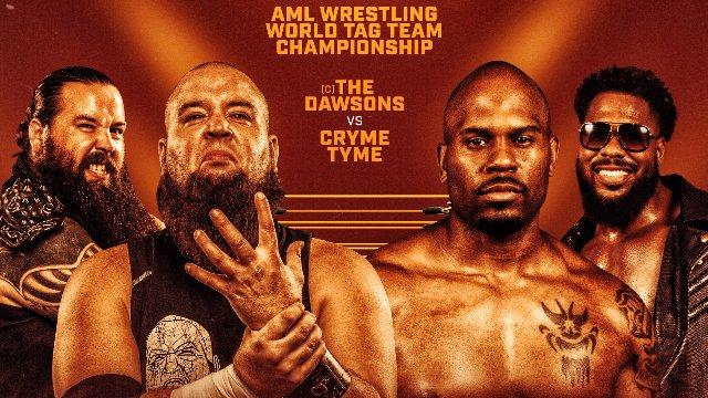 Wrestlecade Supershow 2019 - Cryme Tyme vs Dawsons