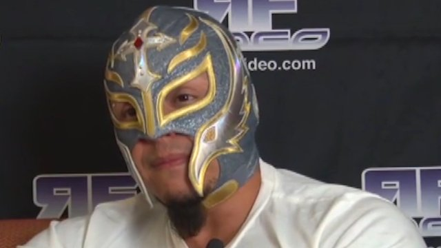 Rey Mysterio Shoot Interview