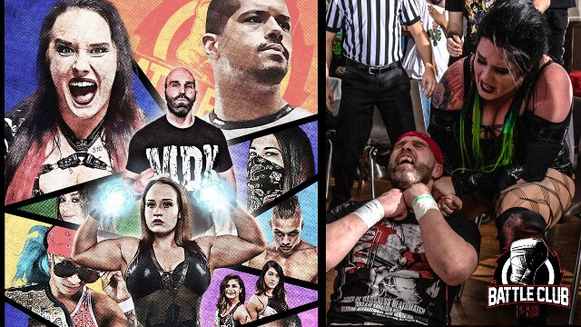 Battle Club Pro - One For All (Jordynne Grace vs Anthony Bowens, Jessicka Havok vs Nick Gage, Sea Stars vs Ugly Ducklings)