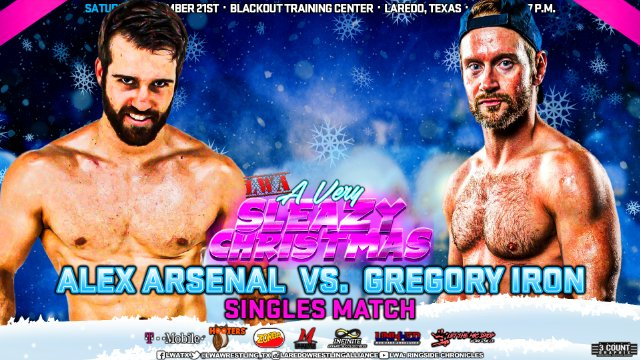 LWA: Gregory Iron vs Alex Arsenal