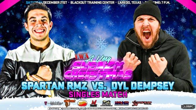 LWA: Spartan RMZ vs Dyl Dempsey