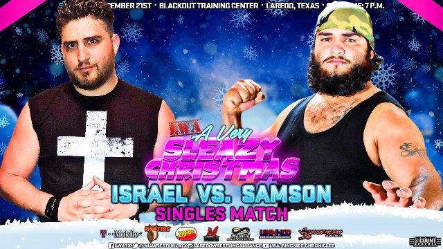 LWA: Israel vs Samson