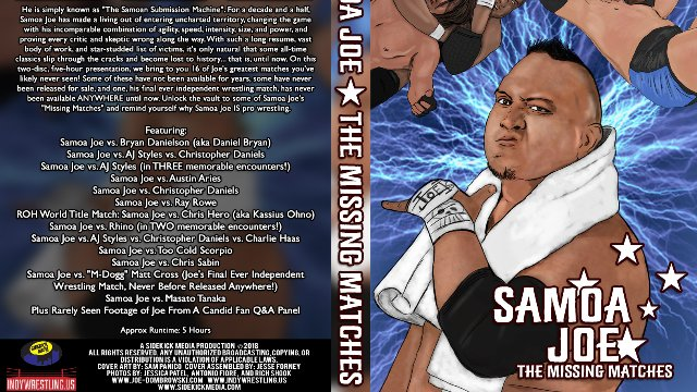 Samoa Joe: The Missing Matches