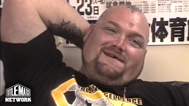 Bam Bam Bigelow Shoot Interview (1998)