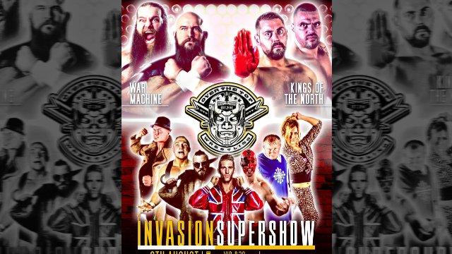 OTT Invasion Supershow