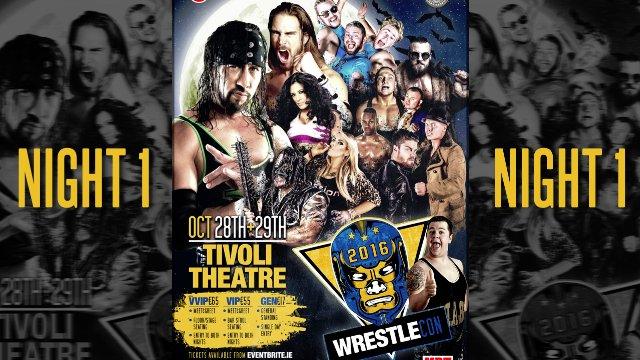 OTT Wrestlecon Night 1