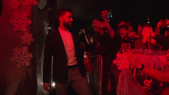 Finn Bàlor Shows up at OTT