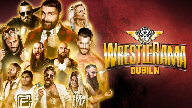 Over The Top Wrestling Presents, WrestleRama DUBLIN