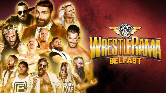 Over The Top Wrestling Presents, WrestleRama BELFAST