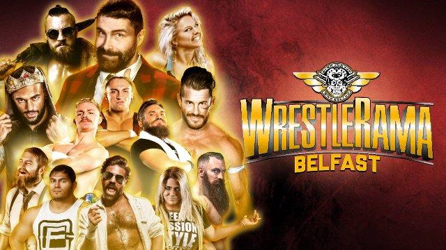Over The Top Wrestling Presents, WrestleRama BELFAST