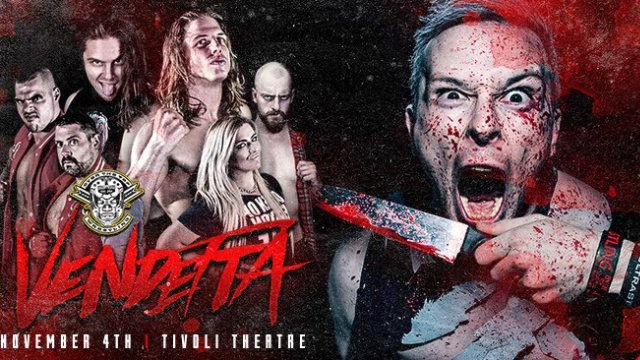 "Over The Top Wrestling Presents ""Vendetta"""