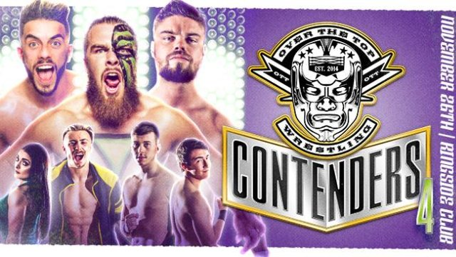 "Over The Top Wrestling Presents, ""Contenders 4"""