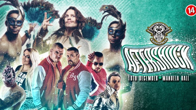 "Over The Top Wrestling Presents ""Aftershock"" Belfast"