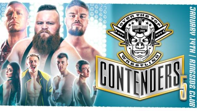"Over The Top Wrestling Presents ""Contenders 5"""