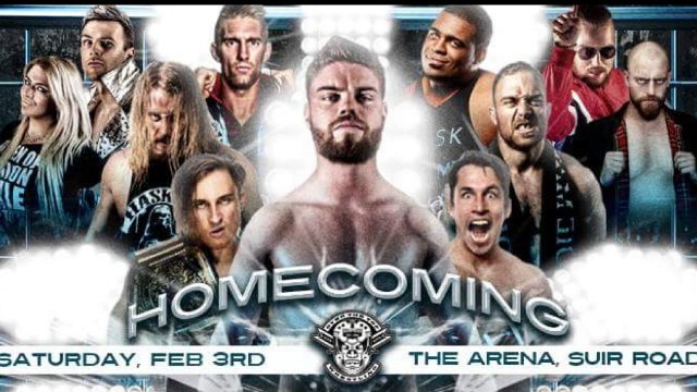 "Over The Top Wrestling Presents, ""Homecoming"" Dublin"